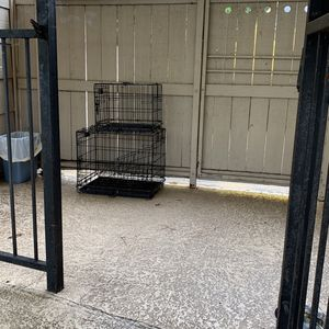 Two Dog Kennels for Sale in Spring, TX