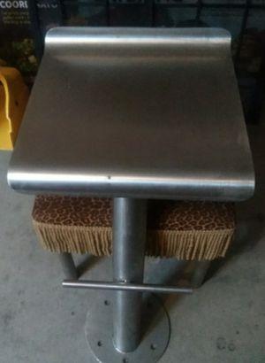 Stainless Steel Bar Stools for Sale in Glendale, AZ