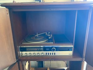 Vintage Record Player for Sale in Oceano, CA