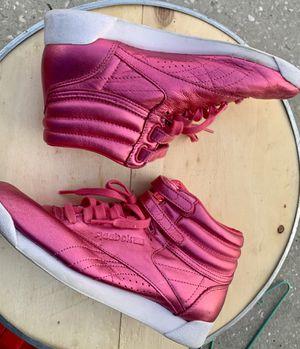 Brand New Hot Pink Metallic High Tops for Sale in Bradenton, FL