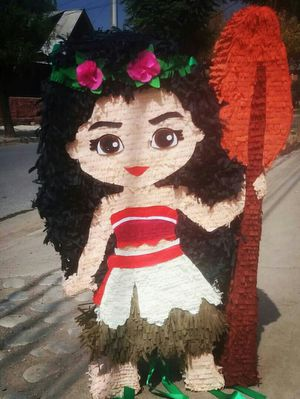 Piñata Moana by request for Sale in Orlando, FL