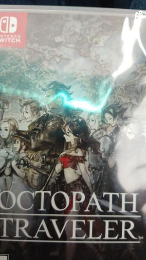 Octopath Traveller for Sale in Los Angeles, CA