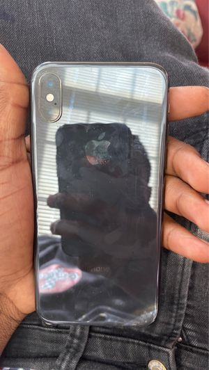 Iphone x for Sale in Bowie, MD
