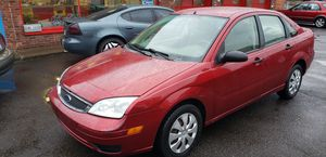 2005 FORD FOCUS 1 OWNER LOW MILES 94K DRIVES EXCELLENT SUPER CLEAN $2500 FIRM PRICE for Sale in Ansonia, CT