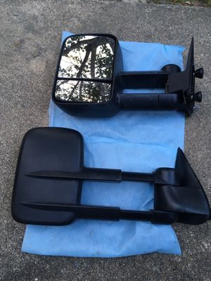 Extended mirrors from Silverado for Sale in Virginia Beach, VA