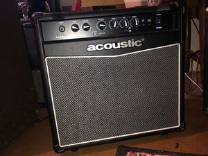 ACOUSTIC G20 Guitar Amp - Like New for Sale in Austin, TX