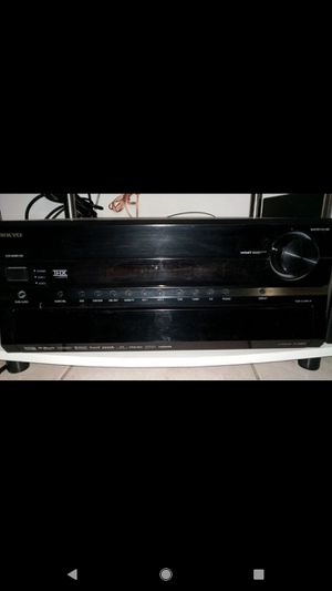 7.1 Onkyo Premium Receiver for Sale in Campbell, CA