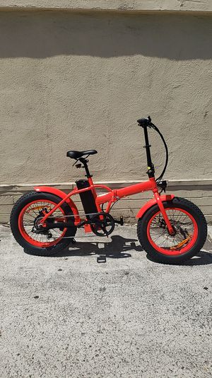"NEW Electric Bicycle ""TJC"" Duckies for Sale in San Diego, CA"
