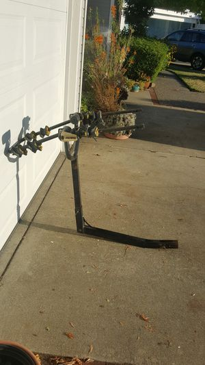Rhode Gear bike rack: holds four bikes- FREE for Sale in Foster City, CA