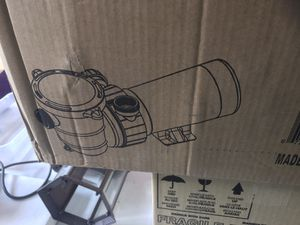 Blue Wave NE6171B Maxi Replacement Pump for Above Ground Pools or ??, 1.5 HP for Sale in Gilbert, AZ