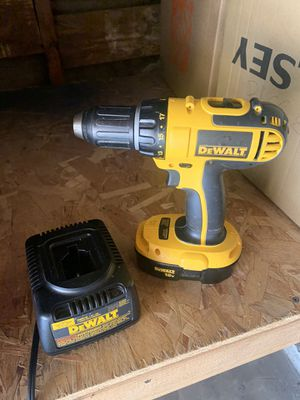 DeWalt Power Drill for Sale in Diamond Bar, CA