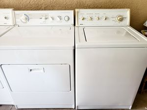 Washer and dryer for Sale in Belleair, FL