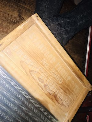 Antique Columbus Washboard Co Lingerie Washboard for Sale in Wardsville, MO