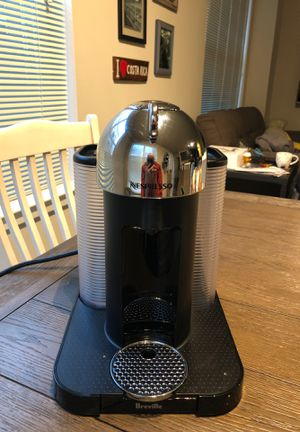 Breville Nespresso Vertuo for Sale in Beltsville, MD
