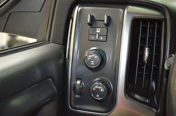 2016 Chevrolet Silverado 1500 Crew Cab