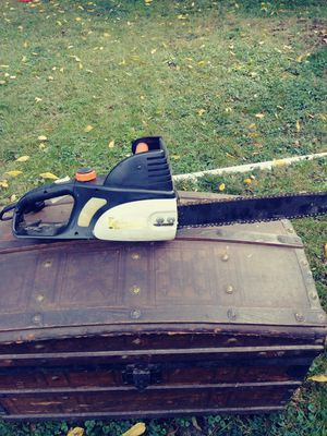 16 inch electric chainsaw for Sale in Columbus, OH