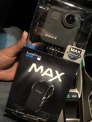 Go Pro Max - Brand New/Sealed for Sale in Los Angeles, CA