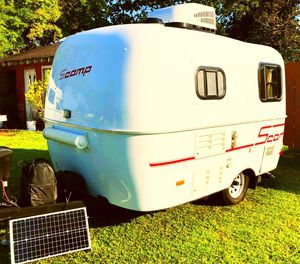2008👌👌 Scamp 13' 👌👌Camper👌👌 Good Condition👌👌 for Sale in Montgomery, AL