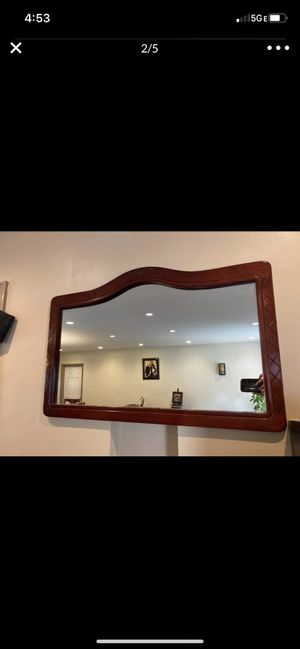 Wall mirror hanging mirror for Sale in Burbank, CA