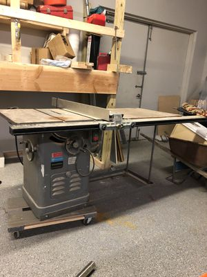 """Rockwell 10"""" table saw for Sale in Addison, IL"""