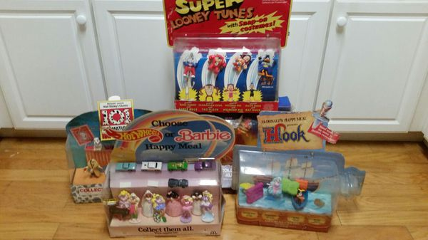McDonald's toy collection! Toys, displays, & more!