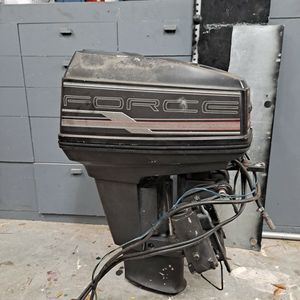 50hp Force Outboard Motor for Sale in Ocoee, FL