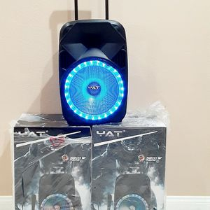 SPEAKER BLUETOOTH $100. NEW for Sale in Bloomington, CA