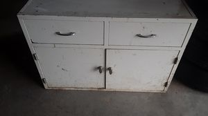 Metal cabinet for Sale in Clinton, PA
