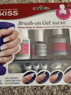 Brush On Gel Kit - New for Sale in Middleburg Heights,  OH