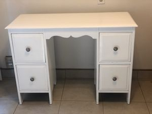 White vanity for Sale in Belmont, CA