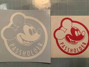 Decals Disney AP for Sale in Los Angeles, CA