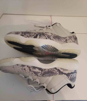 Jordan Snake Skin 11's for Sale in Buffalo, NY