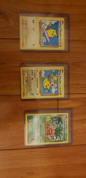 Pokemon cards secret rares for Sale in Pleasant Hill, CA