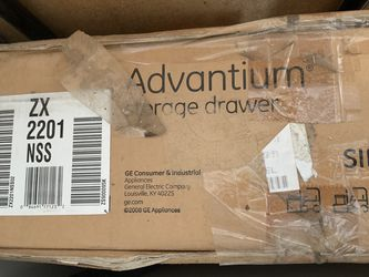 New GE Monogram Advantium Drawer ZX2201NSS for Sale in Seattle,  WA