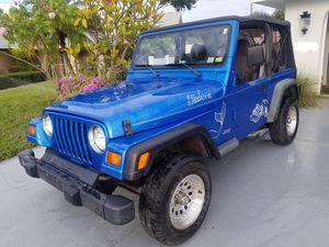 Jeep Wrangler for Sale in Bradenton, FL