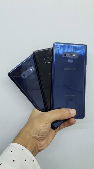 Samsung Galaxy Note 9 128gb Factory Unlocked, Like New! OPEN (11:30AM-6PM) for Sale in Arlington, TX
