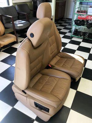 2003-2006 Porsche Cayenne Full Power Cashmere Leather Seats for Sale in Phoenix, AZ