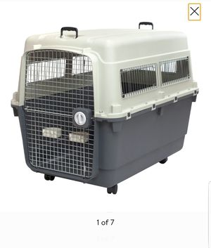 Kennels Direct Premium Plastic Dog Kennel and Travel Crate for Sale in Tampa, FL