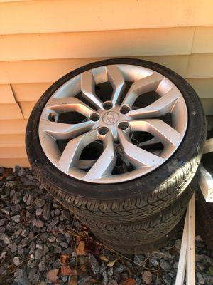 2012 Hyundai Veloster Wheels and Tires for Sale in Silver Spring, MD