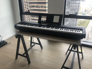 Yamaha P45 88-key Weighted Action Digital Piano w/ sustain pedal & power supply for Sale for sale  New York, NY