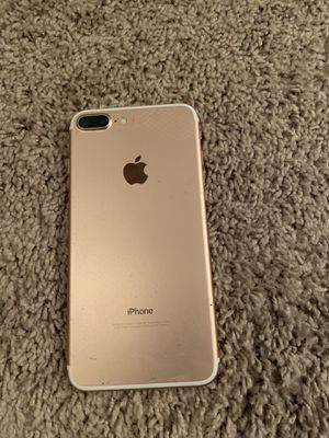 iPhone 7 Plus 32gb T-Mobile Rose Gold for Sale in Odenton, MD
