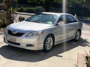 Toyota Camry SE 2007 131k millas título limpio for Sale in Whittier, CA