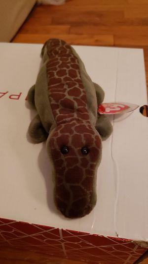 Ally ( Alligator beanie baby) for Sale in East Wenatchee, WA