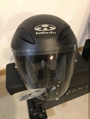 New Kabuto motorcycle helmet with face shield for Sale in Pittsburgh, PA