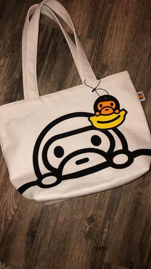 Bape Baby Milo tote bag for Sale in Seattle, WA