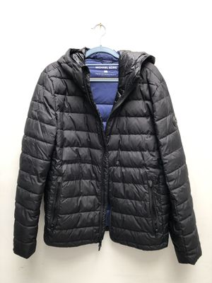 Michael Kors Black Puffy Down Jacket (size medium) for Sale in Long Beach, CA