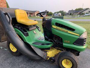 """John Deere LA110 42"""" Riding Mower for Sale in Greencastle, PA"""