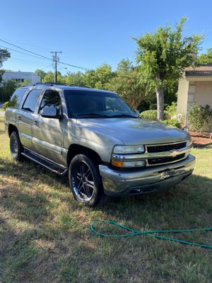 Chevy Tahoe for Sale in Dallas, TX