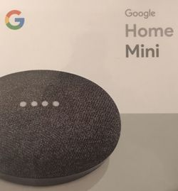 BRAND NEW & SEALED — Google Home Mini for Sale in San Diego,  CA