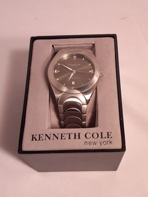 Like new Kenneth Cole mens watch for Sale in Ontario, CA